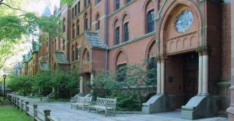 Image result for PHOTOS OF LAWRENCE HALL AT YALE UNIVERSITY